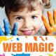 WEB MAGIC ホームページのテンプレートが無料でダウンロード。初心者もカスタマイズできるから活用例多数!