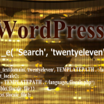WordPressのオリジナルテーマに翻訳可能文字列を使う